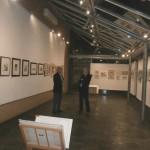 Heseltine Gallery Exhibition Chenderit