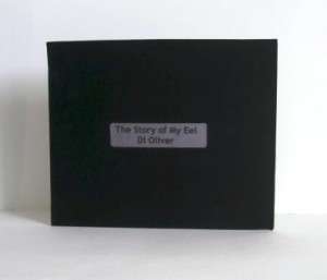 The Story of my Eel   Cover Linocuts and Text