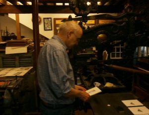 Ian Stephens Wood Engraver