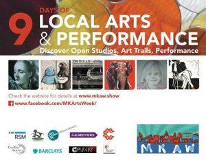 MK Arts Week