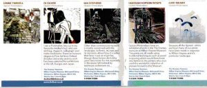 Upstart Press entry in MKAW brochure